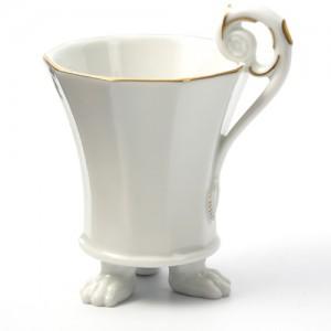 Фарфоровая чашка KPM - энциклопедия фарфора онлайн
