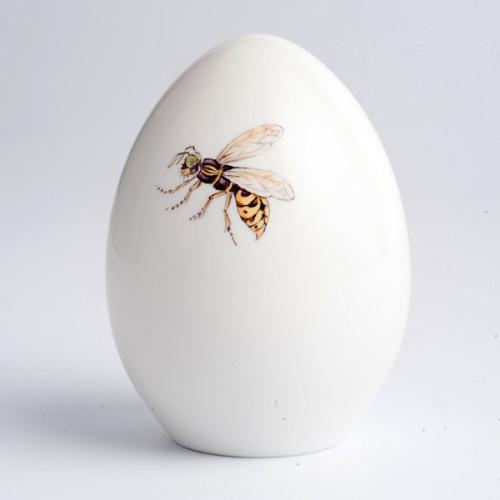 Яйцо пасхальное «Оса». Великая фарфоровая мануфактура KPM Berlin