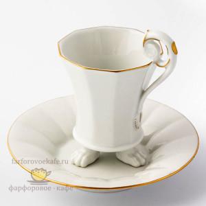 Чашка для кофе мокко, эспрессо. KPM Berlin