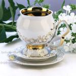 N12/кофейнаяФорма Подарочная при 3-х предметах. ПозолотаРоссия3500 руб