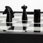 Фарфоровые шахматы, лимитированное издание. Великая фарфоровая мануфактура KPM Berlin