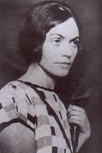 """А.В. Щекатихина-Потоцкая. 1920-е г.г. Фото из журнала """"Среди коллекционеров"""""""