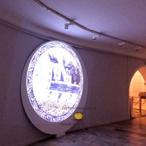 Выставка Веджвуд в Москве. 2014-2015