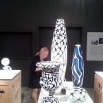 Фарфоровые вазы KPM BERLIN