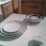 Посуда в стиле БАУХАУС от KPM BERLIN