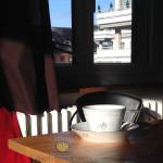 Чашка для офиса Kurland, KPM BERLIN с монограммой