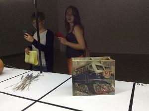 Выставка китайского фарфора в Москве, лето 2015